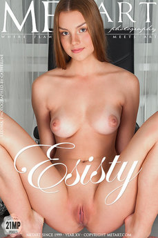 Met Art Esisty naked pictures gallery with MetArt model Ledina