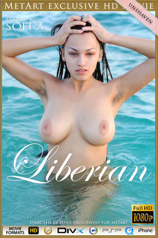 MetArt Gallery Liberian with MetArt Model Sofi A