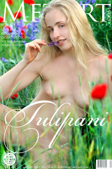 39 MetArt members tagged Vera E and erotic images gallery Tulipani 'nature'