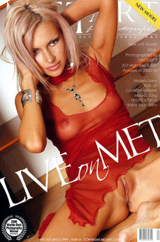 94 MetArt members tagged Ira E and erotic photos gallery Ira Live On Met 'girl on girl'