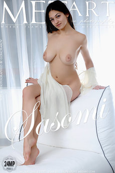 9 MetArt members tagged Sofi A and erotic images gallery Sasomi 'large areola'
