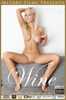 MetArt Gallery Wine with MetArt Model Miela A