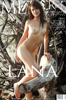 3 MetArt members tagged Lana G and erotic images gallery Presenting Lana 'natural'