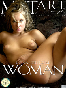 erotic photography gallery The Ideal Woman with Koika