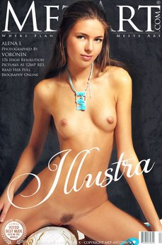 MetArt Gallery Illustra with MetArt Model Alena I