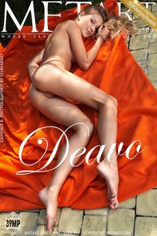 Met Art Deavo erotic images gallery met MetArt model Candice B