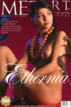 22 MetArt members tagged Lissa A and erotic images gallery Ethernia 'brown skin'