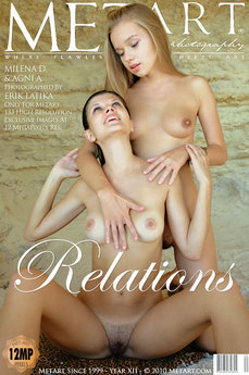 erotic photography gallery Relations with Agni A & Milena D