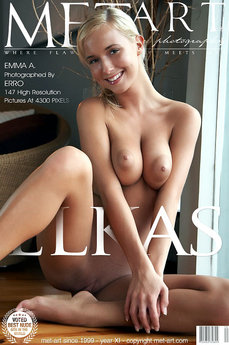 284 MetArt members tagged Emma A and erotic images gallery Elkas 'large labia'