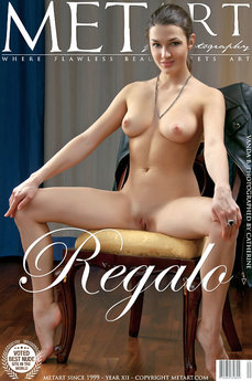 MetArt Gallery Regalo with MetArt Model Vanda B