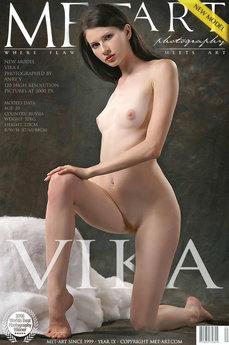 MetArt Vika E in Presenting Vika