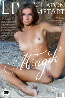 24 MetArt members tagged Karoline A and nude pictures gallery Magik 'trimmed pussy'