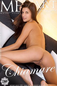 MetArt Gallery Chiamare with MetArt Model Candice Luka