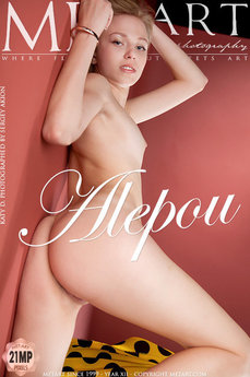 MetArt Katy D Photo Gallery Alepou by Sergey Akion
