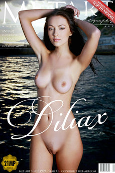 112 MetArt members tagged Anna AJ and erotic photos gallery Diliax 'long legs'