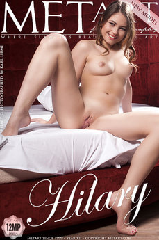 MetArt Gallery Presenting Hilary with MetArt Model Hilary C