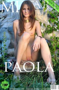 MetArt Paola C Photo Gallery Presenting Paola Julia Kalias