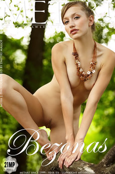 MetArt Gallery Bezonas with MetArt Model Sasha J