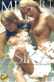 MetArt Gallery Asika with MetArt Models Iveta B & Yana B