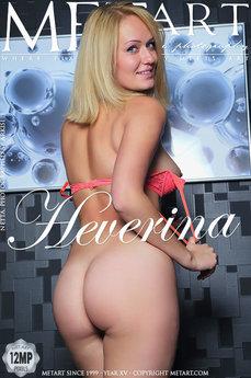 Met Art Heverina erotic photos gallery with MetArt model Netta