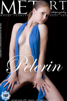 MetArt Gallery Pelerin with MetArt Model Caesaria A