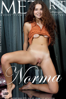 MetArt Norma A Photo Gallery Presenting Norma Rylsky