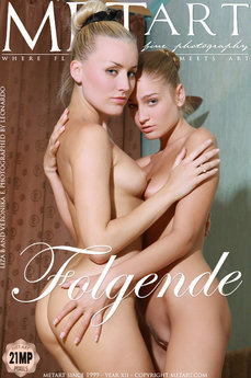 42 MetArt members tagged Liza B & Veronika F and naked pictures gallery Folgende 'pierced clit'