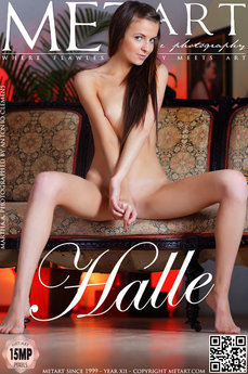 MetArt Gallery Halle with MetArt Model Martha A