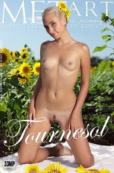 MetArt Gallery Tournesol with MetArt Model Adele B