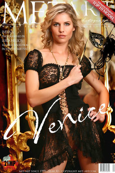 MetArt Gallery Venice with MetArt Model Iveta B