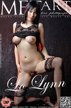 43 MetArt members tagged Lo Lynn and nude photos gallery Presenting Lo Lynn 'awesome breasts'