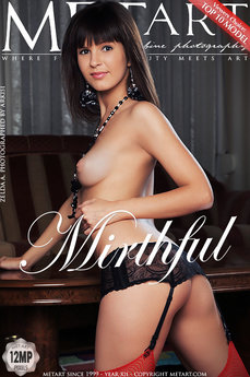 202 MetArt members tagged Zelda B and nude pictures gallery Mirthful 'shaved'
