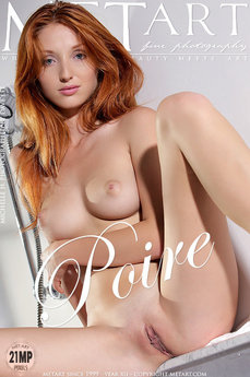 4 MetArt members tagged Michelle H and nude pictures gallery Poire 'red hair'