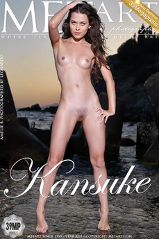 Met Art Kansuke naked pictures gallery with MetArt model Amelie B