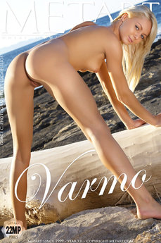 10 MetArt members tagged Grace C and erotic photos gallery Varmo 'beach'