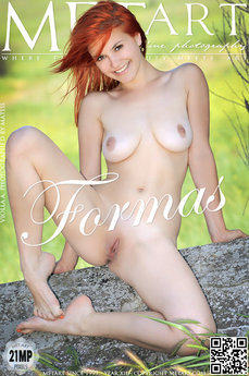 6 MetArt members tagged Violla A and nude photos gallery Formas 'nice vulva'