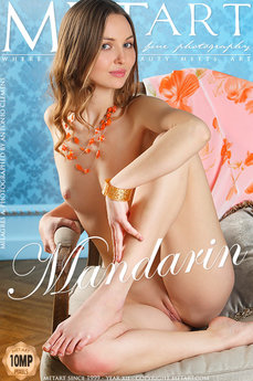MetArt Gallery Mandarin with MetArt Model Milagres A