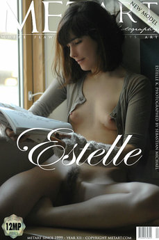 156 MetArt members tagged Estelle K and nude photos gallery Presenting Estelle 'skinny'