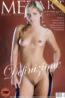 MetArt Gallery Definizione with MetArt Model Jenni A