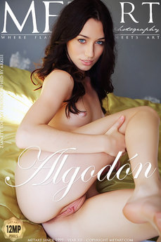 12 MetArt members tagged Zsanett Tormay and nude pictures gallery Algodon 'bed'