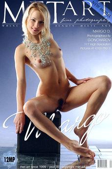 MetArt Margo D Photo Gallery Presenting Margo Goncharov