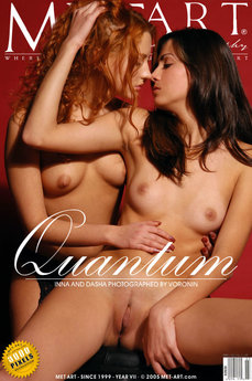 MetArt Dasha F & Inna Q in Quantum