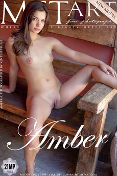 63 MetArt members tagged Amber A and erotic photos gallery Presenting Amber 'creamy pussy'