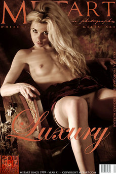 167 MetArt members tagged Kristzy A and nude pictures gallery Luxury 'blonde'