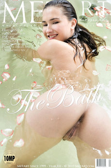 48 MetArt members tagged Francine A and nude pictures gallery The Bath 'natural'