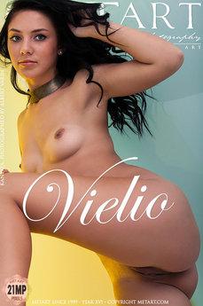 Met Art Vielio erotic images gallery with MetArt model Kantata