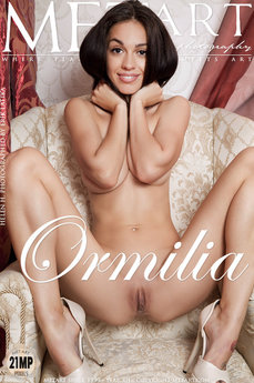 53 MetArt members tagged Helen H and nude pictures gallery Ormilia 'superb breasts'
