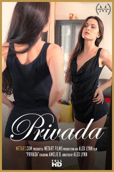 Met Art Privada erotic images gallery with MetArt model Amelie B