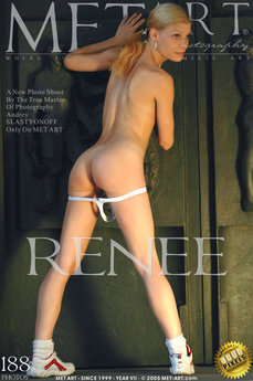 78 MetArt members tagged Renee B and nude photos gallery Undressing 'underwater'