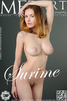 30 MetArt members tagged Surime A and erotic images gallery Presenting Surime 'fantastic nipples'